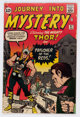 Journey Into Mystery #87 (Marvel, 1962) Condition: VG/FN