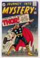 Journey Into Mystery #89 (Marvel, 1963) Condition: FN-
