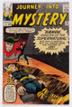 Journey Into Mystery #91 (Marvel, 1963) Condition: FN-