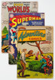 Superman Group of 33 (DC, 1950s-70s) Condition: Average GD.... (Total: 33 Comic Books)