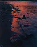 Photographs:Dye-transfer, Eliot Furness Porter (American, 1901-1990). River Edge atSunset, Below Piute Rapids, San Juan River, Colorado, 1962.Dy...