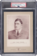 Baseball Cards:Singles (Pre-1930), 1902 W600 Sporting Life Honus Wagner Street Clothes Type 1 PSA VG+3.5.. ...