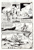 Don Perlin Ghost Rider #50 Story Page 11 Original Art (Marvel Comics, 1980) Comic Art