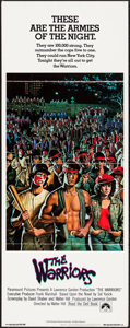 """Movie Posters:Action, The Warriors (Paramount, 1979). Insert (14"""" X 36""""). Action.. ..."""