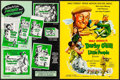 """Movie Posters:Fantasy, Darby O'Gill and the Little People (Buena Vista, 1959). Cut Pressbook (28 Pages, 11.5' X 15.25""""). Fantasy.. ..."""
