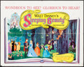 "Movie Posters:Animation, Sleeping Beauty (Buena Vista, 1959) Folded, Fine+. Half Sheet (22"" X 28""). Animation.. ..."