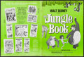 "Movie Posters:Animation, The Jungle Book (Buena Vista, 1967). Uncut Pressbook (32 Pages, 11"" X 14.75""). Animation.. ..."