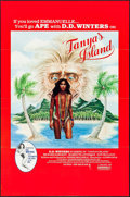 "Movie Posters:Sexploitation, Tanya's Island (New World, 1980). One Sheets (34) Identical (27"" X41"") Flat Folded. Sexploitation.. ... (Total: 34 Items)"