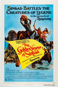 """Memorabilia:Poster, The Golden Voyage of Sinbad (Columbia, 1973). One Sheet (27"""" X 41"""")Style A...."""
