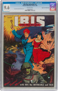 Golden Age (1938-1955):Science Fiction, Ibis The Invincible #3 Mile High Pedigree (Fawcett Publications,1945) CGC NM+ 9.6 Off-white pages....