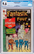 Silver Age (1956-1969):Superhero, Fantastic Four #29 (Marvel, 1964) CGC NM+ 9.6 Cream to off-white pages....