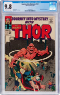 Silver Age (1956-1969):Superhero, Journey Into Mystery #121 (Marvel, 1965) CGC NM/MT 9.8 Off-white towhite pages....