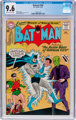 Batman #160 (DC, 1963) CGC NM+ 9.6 Off-white to white pages
