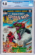 Bronze Age (1970-1979):Superhero, The Amazing Spider-Man #122 (Marvel, 1973) CGC NM/MT 9.8 Off-whiteto white pages....