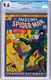 The Amazing Spider-Man #102 (Marvel, 1971) CGC NM+ 9.6 Off-white pages