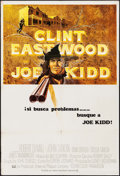 "Movie Posters:Western, Joe Kidd (Universal, 1972). One Sheet (27.5"" X 41"") & Uncut Pressbook (Multiple Pages, 9"" X 14""). Western.. ... (Total: 2 Items)"