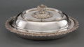 Silver Holloware, American:Vegetable Dish, A Tiffany & Co. Silver Covered Vegetable Dish, New York City,circa 1902-1907. Marks: TIFFANY & CO., 7545 MAKERS 2396,STE... (Total: 2 Items)