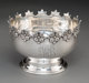 A Dominick & Haff Silver Monteith-Form Fruit Bowl with Pierced Insert, New York, New York, circa 1894 Marks: (lo...