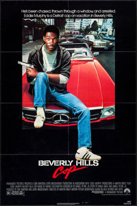 "Beverly Hills Cop & Others Lot (Paramount, 1984). One Sheets (4) (27"" X 41""). Comedy. ... (Total: 4 It..."