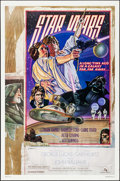 """Movie Posters:Science Fiction, Star Wars (20th Century Fox, 1977). Autographed One Sheet (27"""" X41"""") Style D. Science Fiction.. ..."""