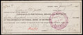 Autographs:Checks, 1927 Harry Heilmann Signed Check. . ...
