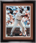 "Autographs:Photos, Tony Gwynn ""HOF/07"" Signed Framed Photo Display.. ..."