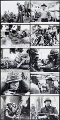 "Movie Posters:War, Full Metal Jacket (Warner Brothers, 1987). Photos (10) (8"" X 10""). War.. ... (Total: 10 Items)"
