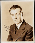 Autographs:Photos, Ford Frick Signed Type 1 Photograph.. ...