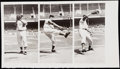 Baseball Collectibles:Photos, 1955 Sandy Koufax Wire Photograph - First Victory!. ...