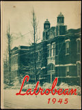 Golf Collectibles:Books/Magazines, 1945 Latrobe High School Yearbook - Includes Arnold Palmer &Fred Rogers. . ...