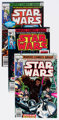 Star Wars #2-6 Group (Marvel, 1977) Condition: Average NM-.... (Total: 5 Comic Books)