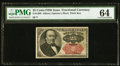Fractional Currency:Fifth Issue, Fr. 1309 25¢ Fifth Issue PMG Choice Uncirculated 64.. ...