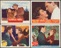 "Movie Posters:Film Noir, Side Street & Others Lot (MGM, 1950). Lobby Cards (4) (11"" X 14""). Film Noir.. ... (Total: 4 Items)"