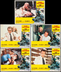"""Movie Posters:Action, The Gauntlet & Other Lot (Warner Brothers, 1977). Very Fine-.Lobby Cards (5) & Lobby Card Set of 8 (11"""" X 14""""). Fran..."""