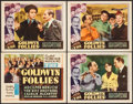 """Movie Posters:Musical, The Goldwyn Follies (United Artists, 1938). Other Company Title Lobby Card & Other Company Lobby Cards (3) (11"""" X 14""""). Musi... (Total: 4 Items)"""