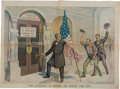 """Political:Posters & Broadsides (1896-present), William McKinley: Full Color """"The Lockout is Ended"""" Poster. ..."""
