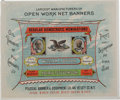 Political:Small Paper (1896-present), Bryan & Stevenson: Colorful Advertisement for Jugate Street Banners....
