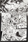 Original Comic Art:Panel Pages, Alan Davis Fantastic Four: The End #1 Page 2 Original Art(Marvel, 2007)....