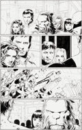 Original Comic Art:Panel Pages, John Cassaday Astonishing X-Men #24 Page 4 Original Art(Marvel, 2008)....