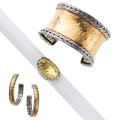 Estate Jewelry:Suites, Gold, Sterling Silver Jewelry Suite, John Hardy