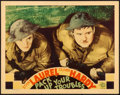 """Movie Posters:Comedy, Pack Up Your Troubles (MGM, 1932). Lobby Card (11"""" X 14"""").. ..."""