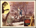 "Movie Posters:Horror, The Ghost of Frankenstein (Realart, R-1948). Lobby Card (11"" X 14"").. ..."