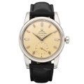 Estate Jewelry:Watches, Omega Gentleman's Steel Seamaster Watch. ...