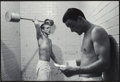 Photographs, Danny Lyon (American, b. 1942). Weight Lifters, Ramsey Unit, Texas, 1968. Gelatin silver, 2006. 8-3/4 x 13 inches (22.2 ...