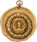 Basketball Collectibles:Others, 1904 St. Louis Olympics Amateur Basketball World Championship Medal.. ...