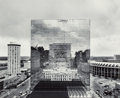 Photographs, William Clift (American, b. 1944). Reflections, Old St. Louis County Courthouse, St. Louis, Missouri, 1976. Gelatin silv...