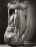 Photographs:Gelatin Silver, Ruth Bernhard (American, 1905-2006). Classic Torso, 1952. Gelatin silver, printed later. 9-3/4 x 7-1/2 inches (24.8 x 19...