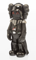 General Americana, KAWS X Lucas Films. Darth Vader Companion, 2007. Paintedcast vinyl. 10 x 5 x 3 inches (25.4 x 12.7 x 7.6 cm). Edition o...
