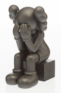 General Americana, KAWS (American, b. 1974). Companion (Passing Through), 2013.Painted cast vinyl. 11-3/4 x 7-1/4 x 5 inches (29.8 x 18.4 ...