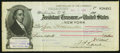 Assistant Treasurer of the United States Check 5¢ May 3, 1906